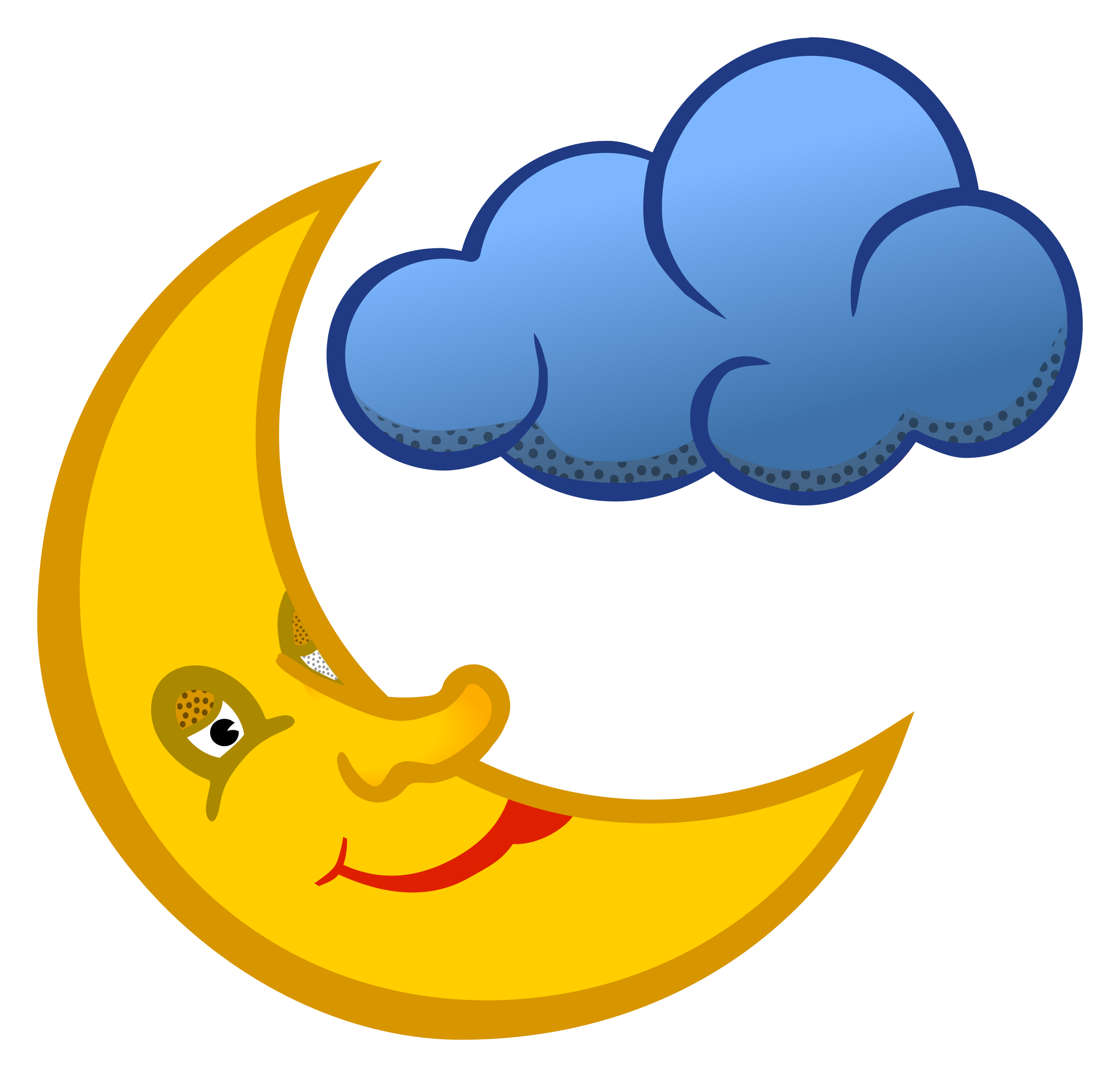 Mond clipart #4, Download drawings