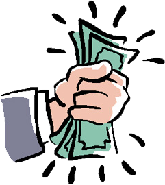 Money clipart #2, Download drawings