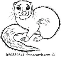 Mongoose clipart #11, Download drawings