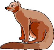 Mongoose clipart #18, Download drawings