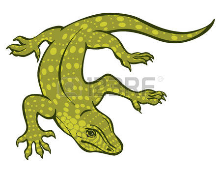 Monitor Lizard clipart #12, Download drawings