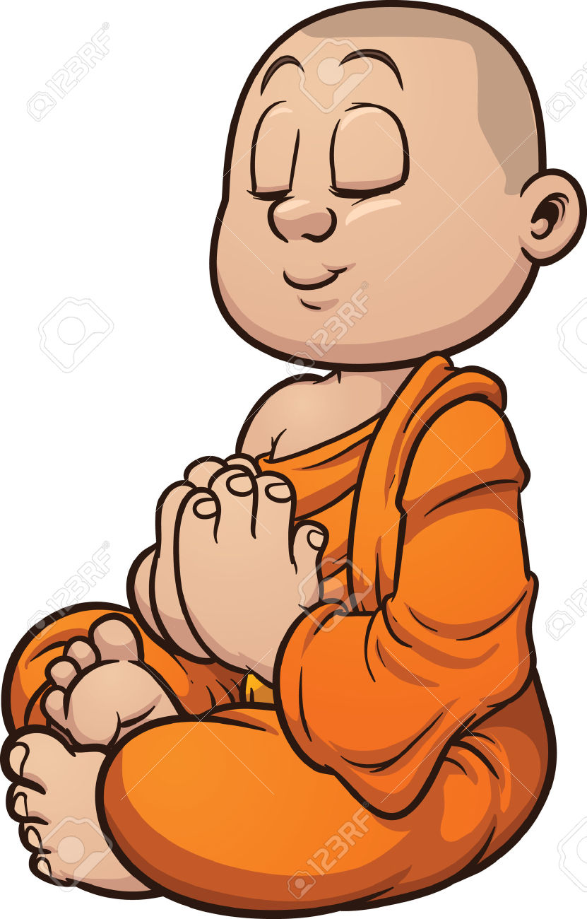 Monk clipart #5, Download drawings
