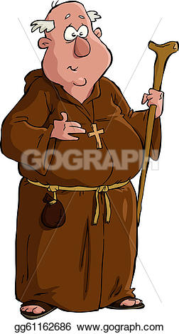 Monk clipart #19, Download drawings