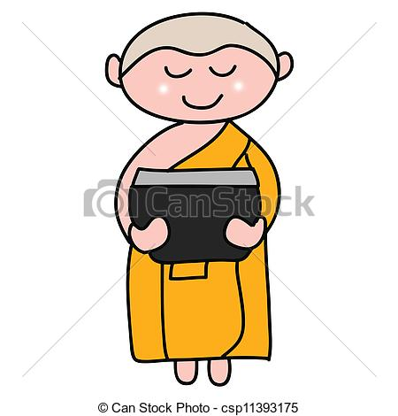 Monk clipart #3, Download drawings