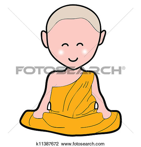 Monk clipart #10, Download drawings