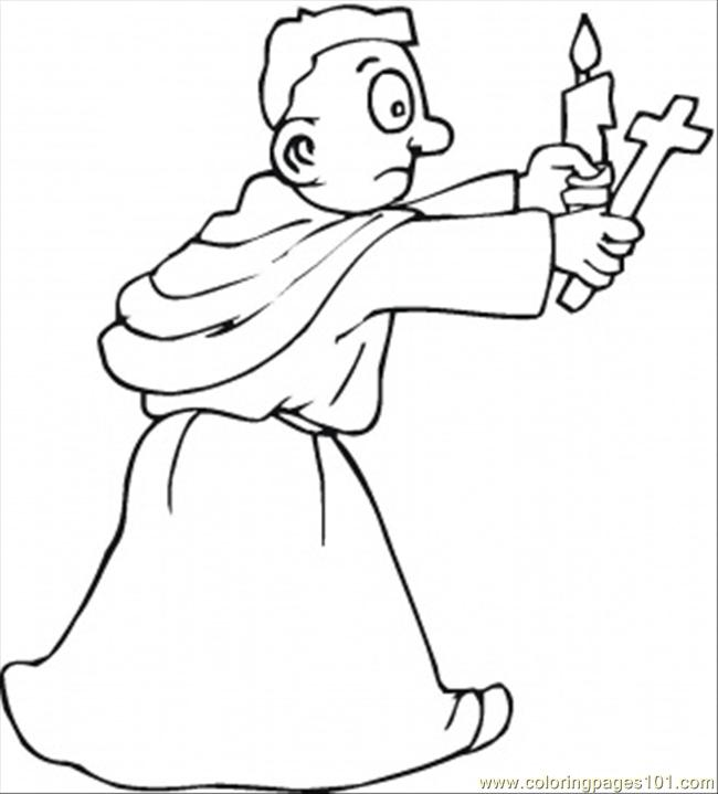 Turtle Monk coloring #10, Download drawings