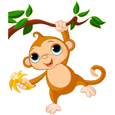 Monkey clipart #13, Download drawings