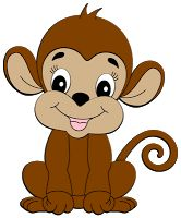 Monkey clipart #10, Download drawings