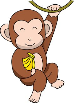 Monkey clipart #11, Download drawings