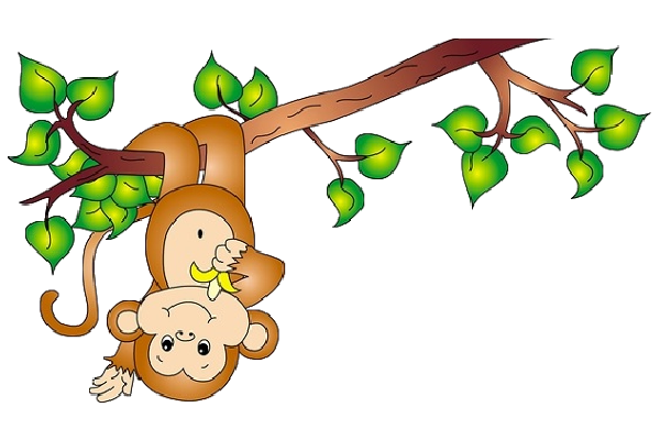 Monkey clipart #4, Download drawings