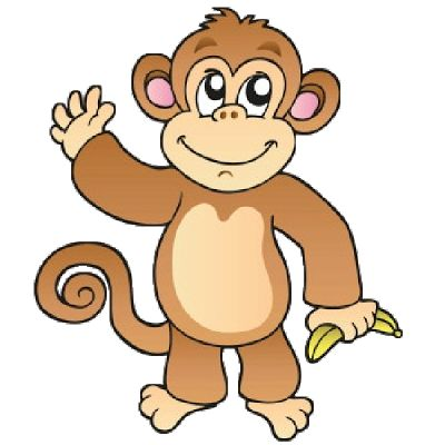 Monkey clipart #20, Download drawings