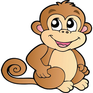 Monkey clipart #16, Download drawings