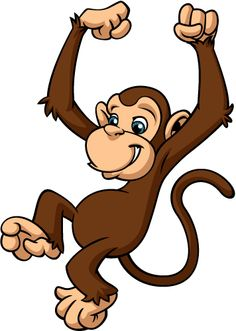 Monkey clipart #17, Download drawings