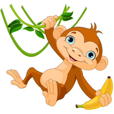 Monkey clipart #5, Download drawings