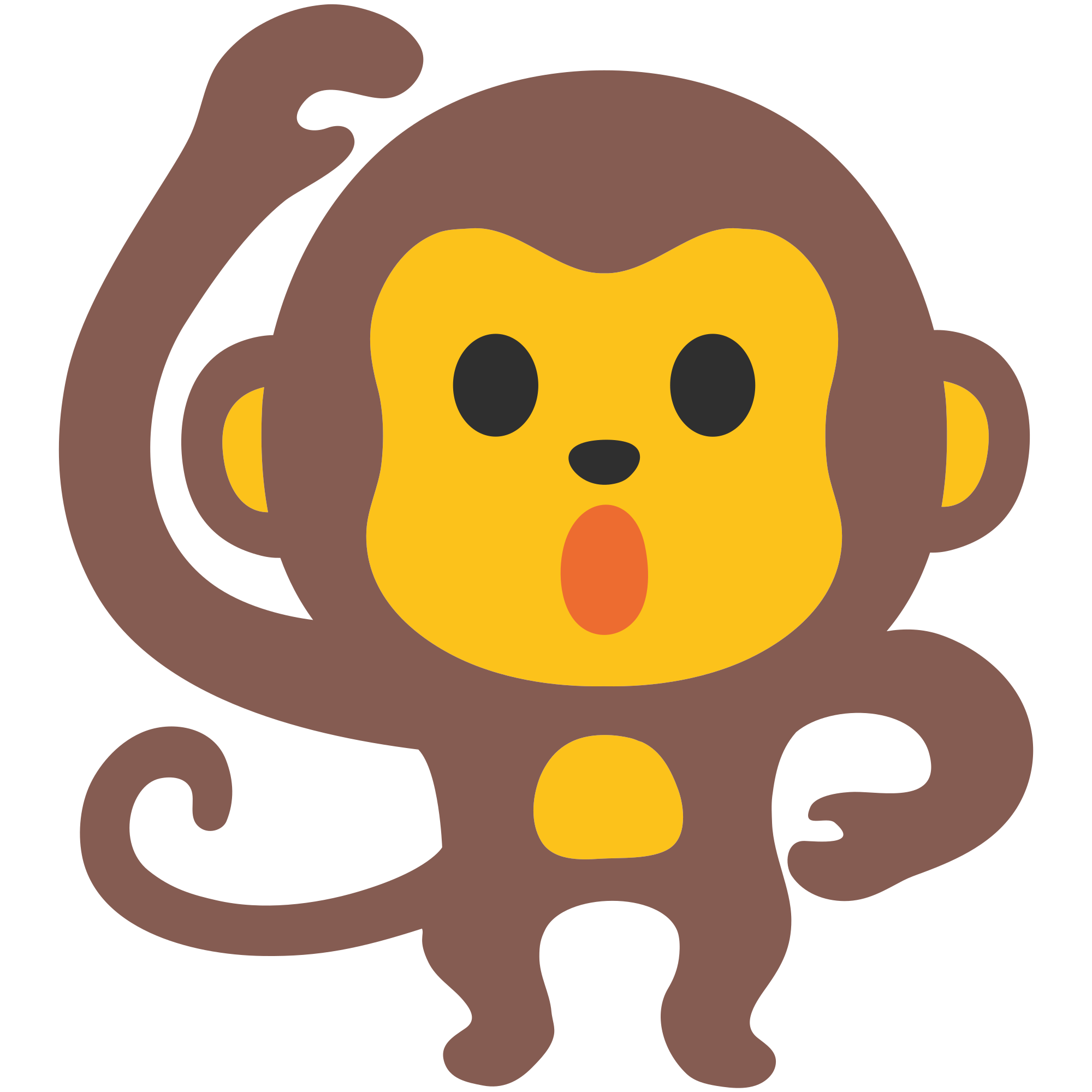 Monkey svg #9, Download drawings