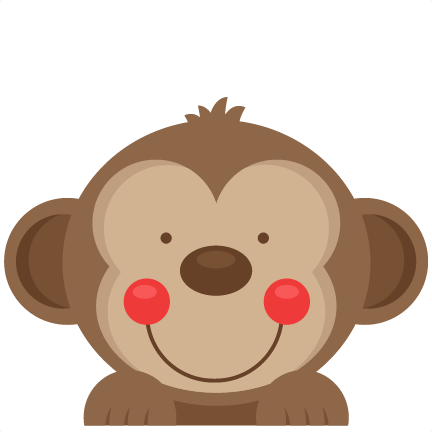 Monkey svg #1, Download drawings