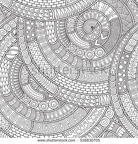 Monochrome coloring #8, Download drawings