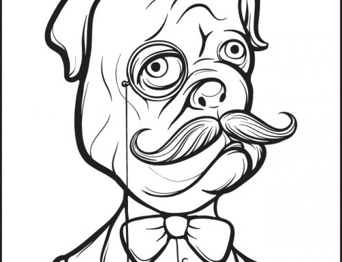 Monocle coloring #2, Download drawings