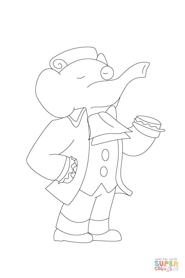 Monocle coloring #10, Download drawings