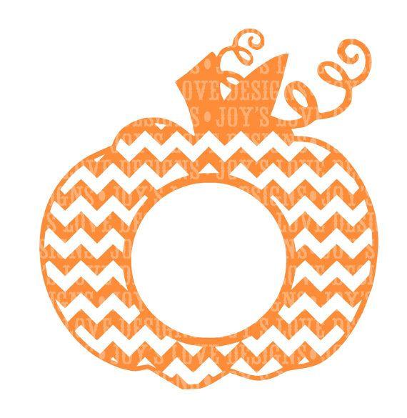 monogram pumpkin svg #759, Download drawings
