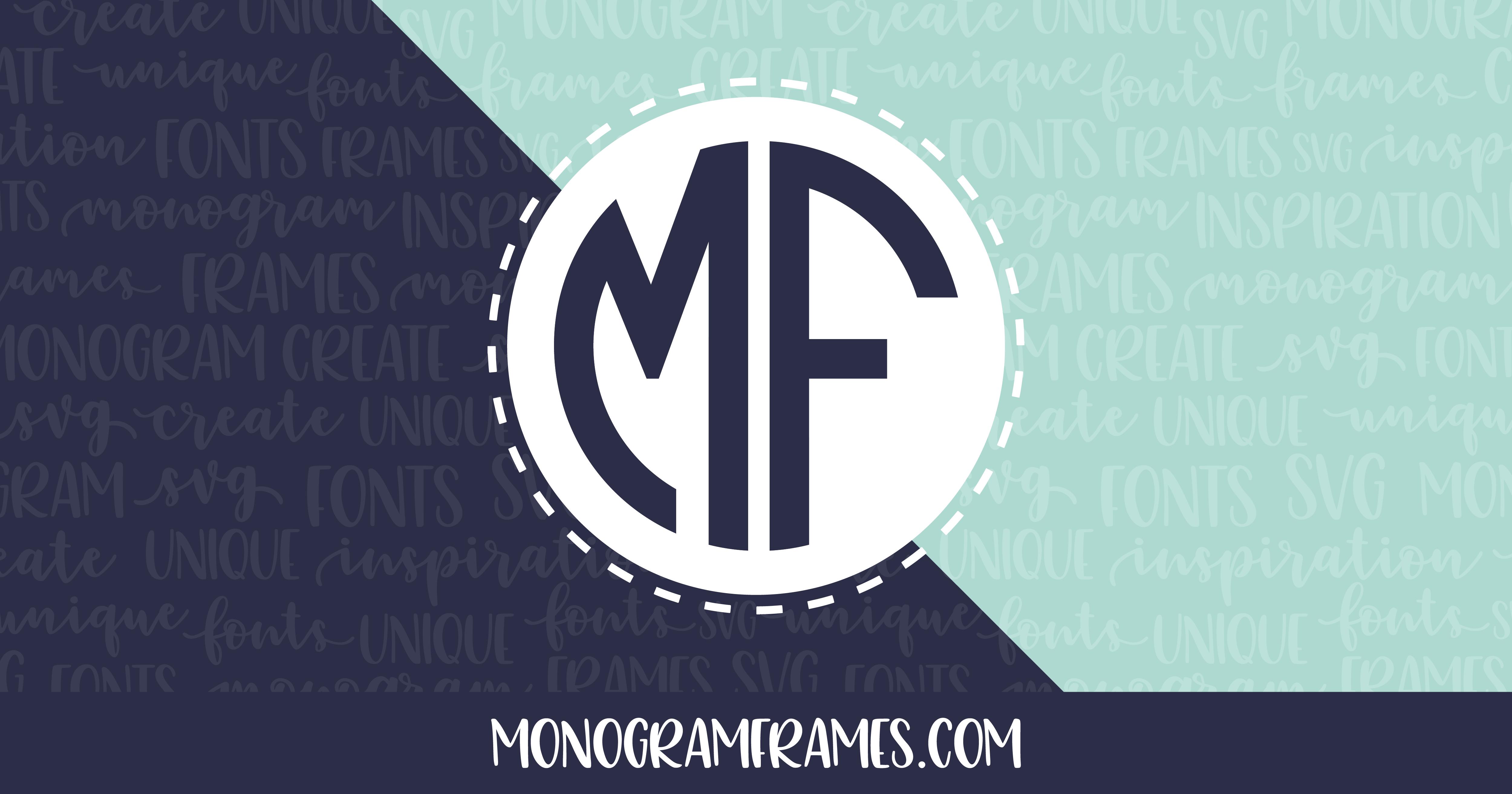 monogram svg maker #887, Download drawings