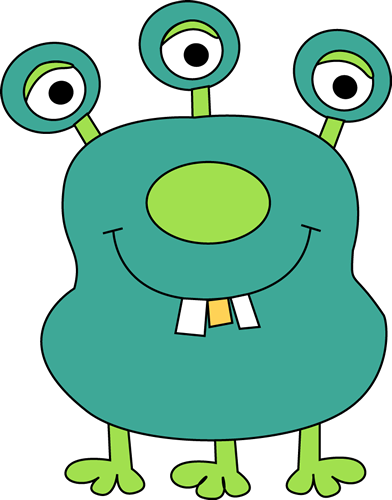 Monster clipart #13, Download drawings