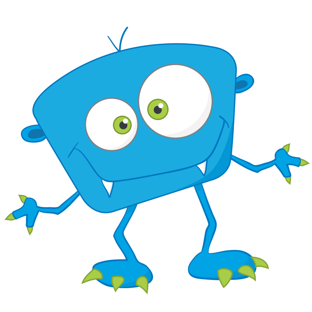 Monster clipart #4, Download drawings