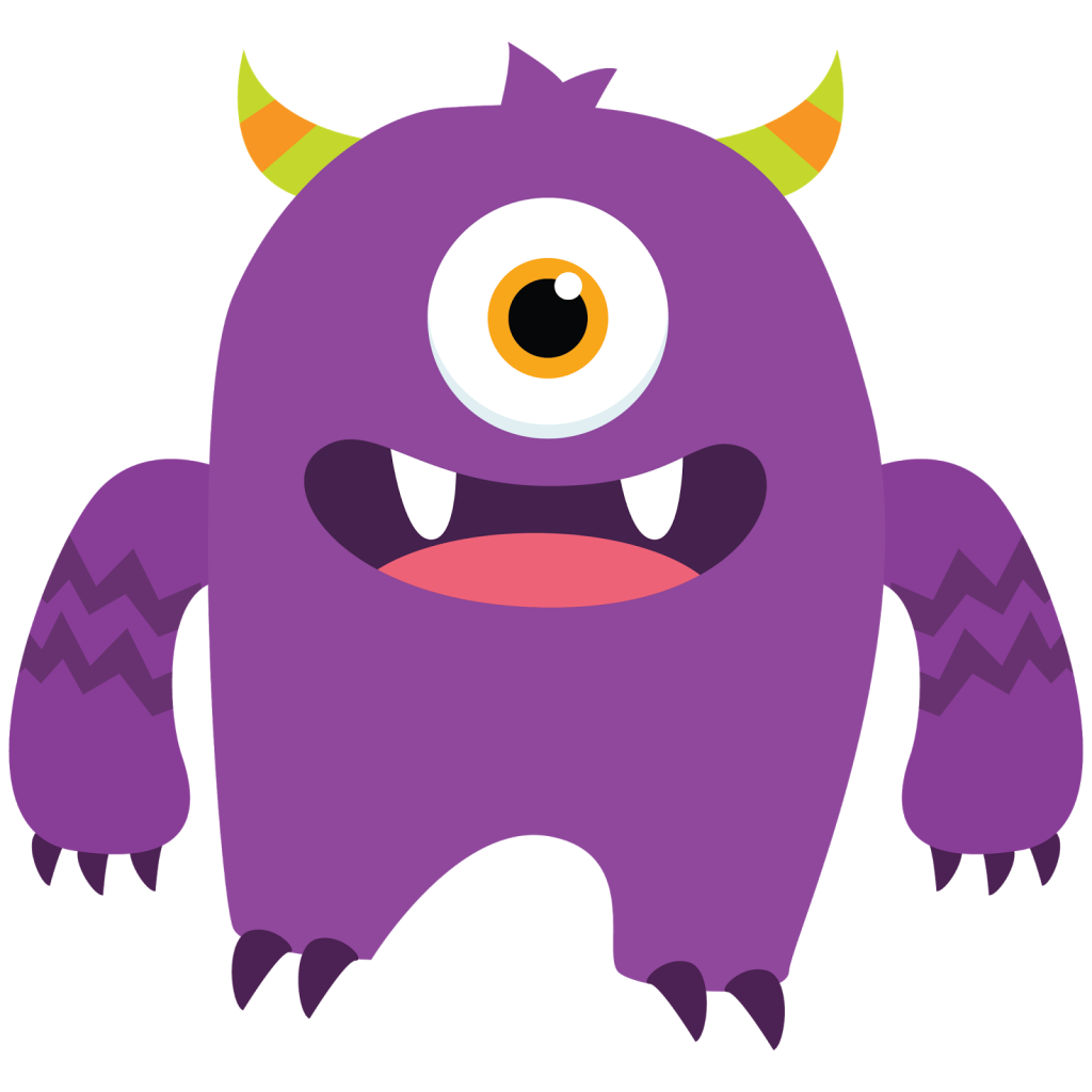 Monster clipart #10, Download drawings