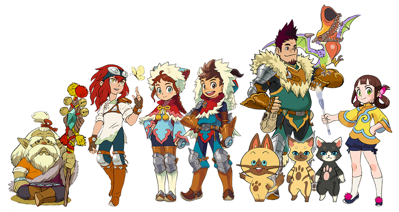 Monster Hunter clipart #11, Download drawings