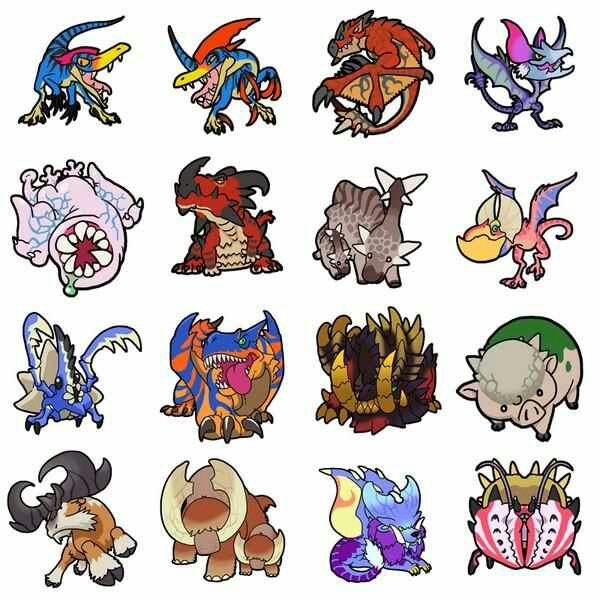 Monster Hunter clipart #4, Download drawings