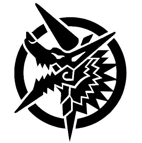 Monsterhunter clipart #2, Download drawings