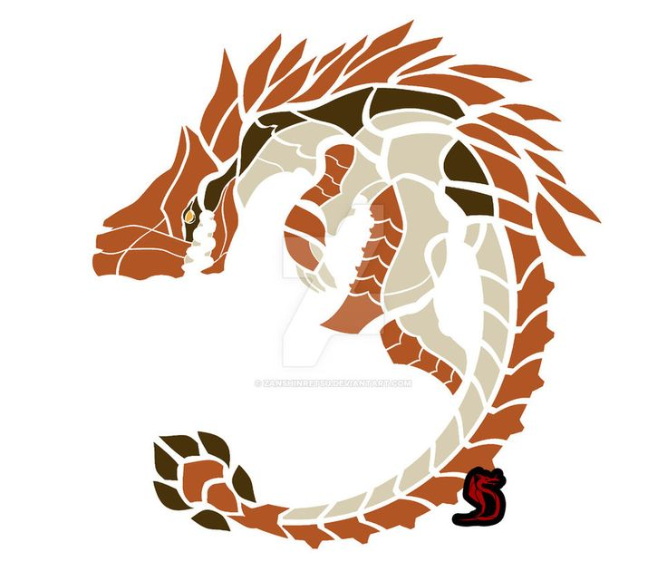 Monster Hunter Series clipart #9, Download drawings