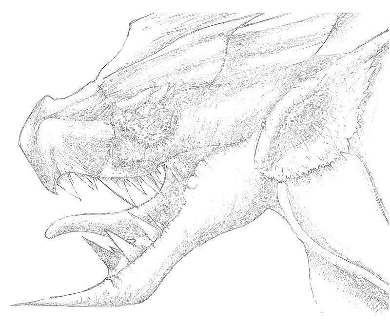 Monster Hunter Series coloring #10, Download drawings