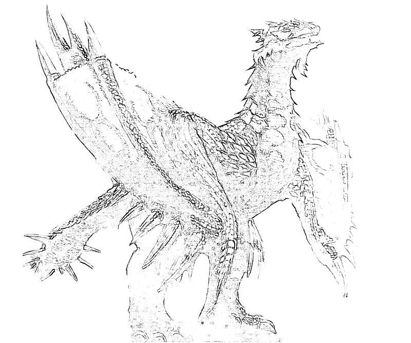 Monster Hunter Series coloring #19, Download drawings