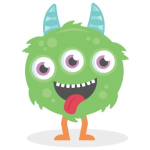 Monster svg #14, Download drawings
