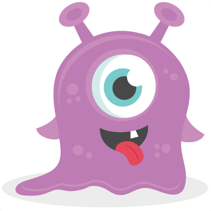 Monster svg #1, Download drawings