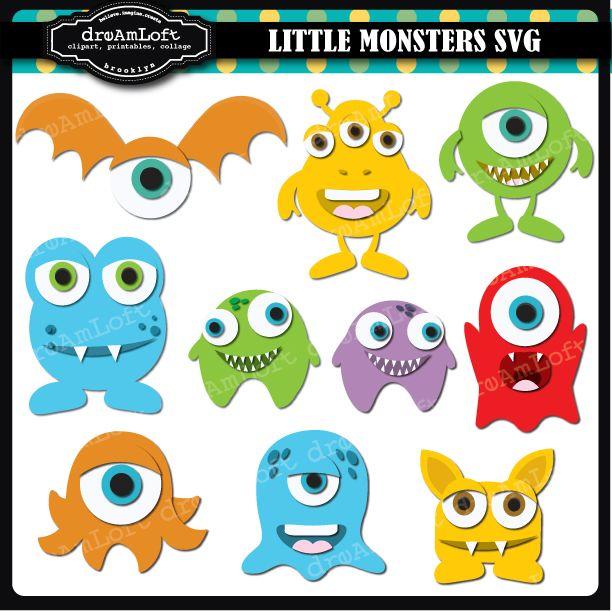 Monster svg #8, Download drawings
