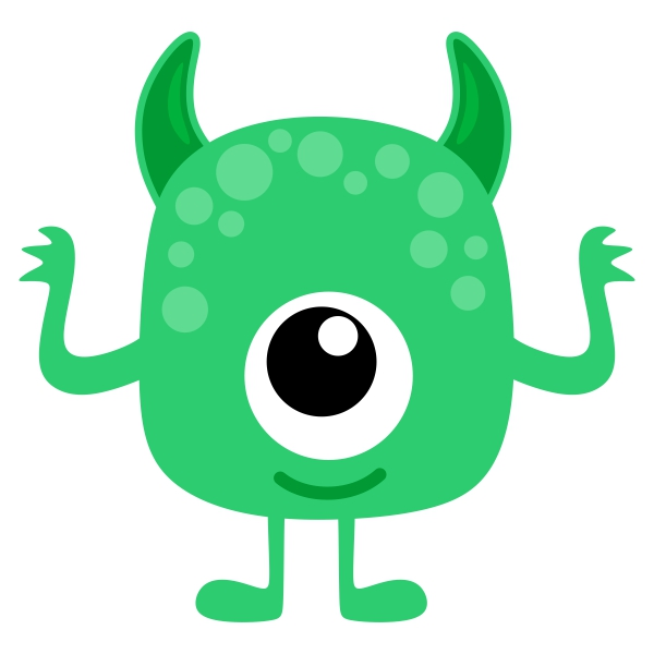 Monster svg #106, Download drawings