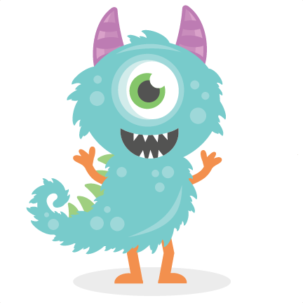 Monster svg #112, Download drawings
