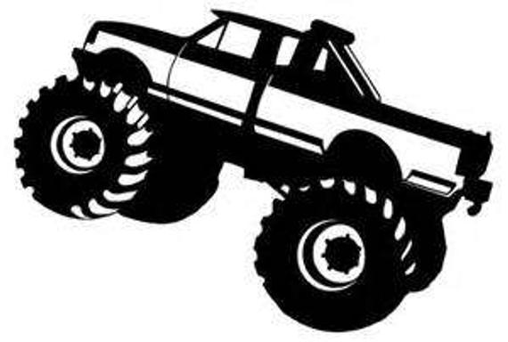 monster truck svg #1208, Download drawings