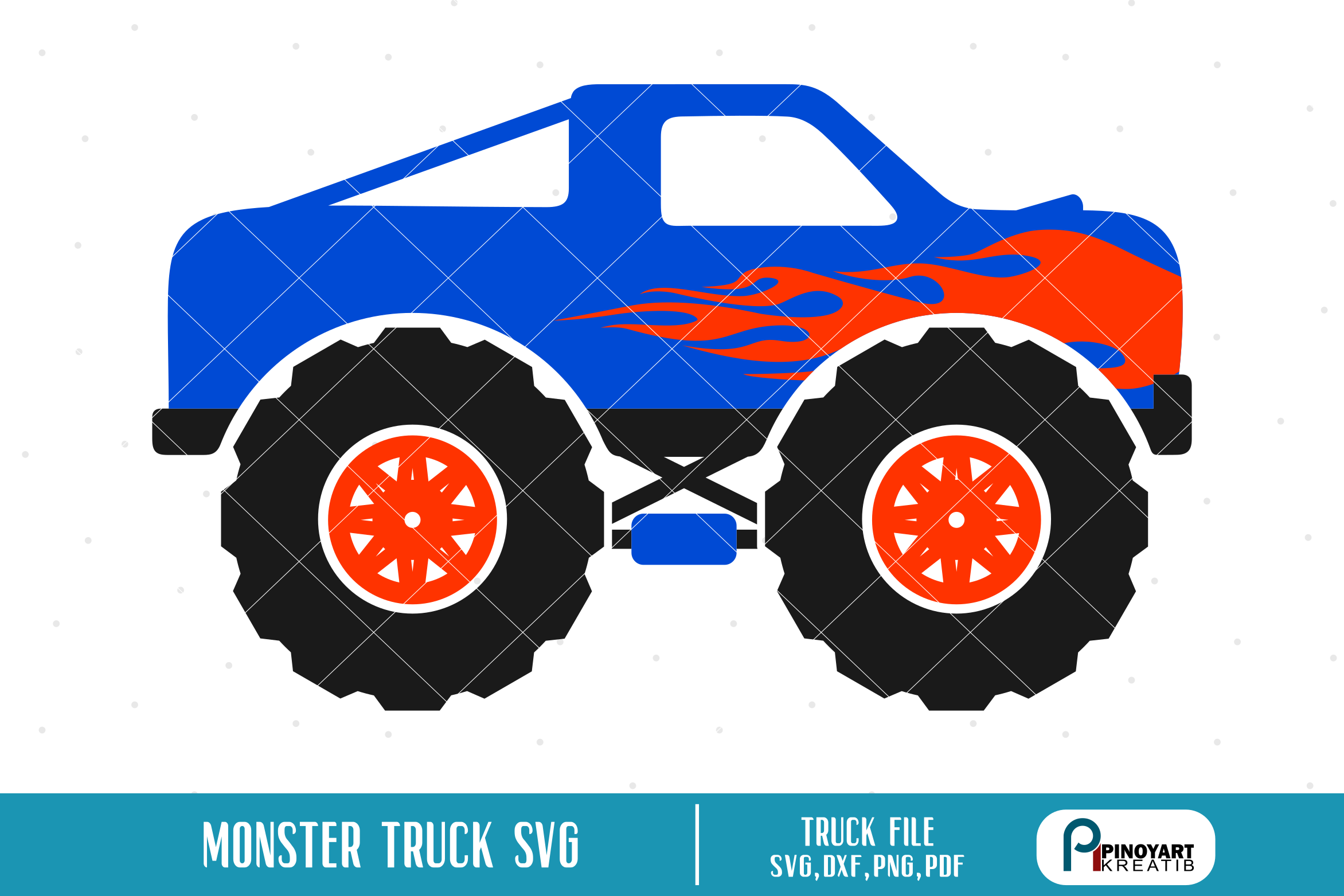 monster truck svg #1206, Download drawings