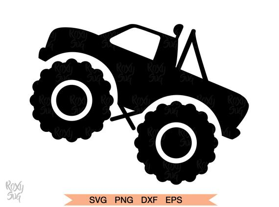 monster truck svg #1200, Download drawings