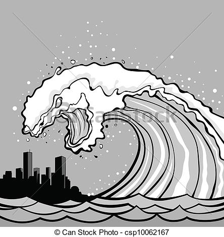 Monster Waves clipart #19, Download drawings