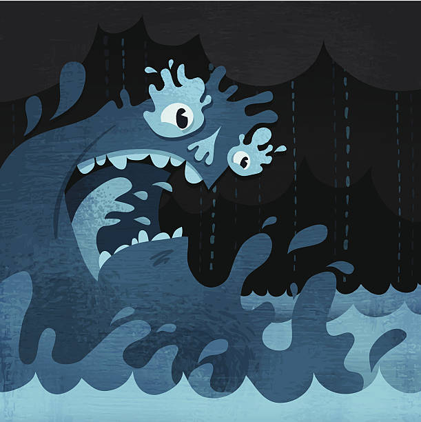 Monster Waves clipart #10, Download drawings