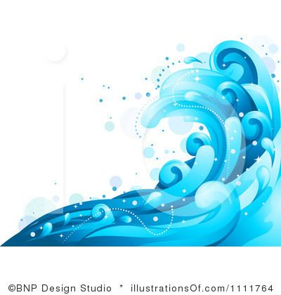 Monster Waves clipart #7, Download drawings