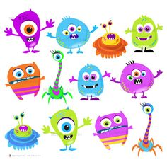 Monsters  Bed Head clipart #15, Download drawings