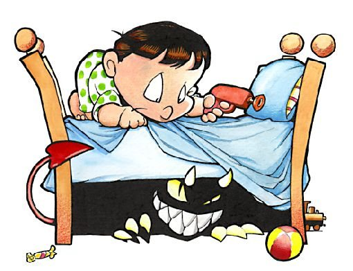 Monsters  Bed Head clipart #4, Download drawings