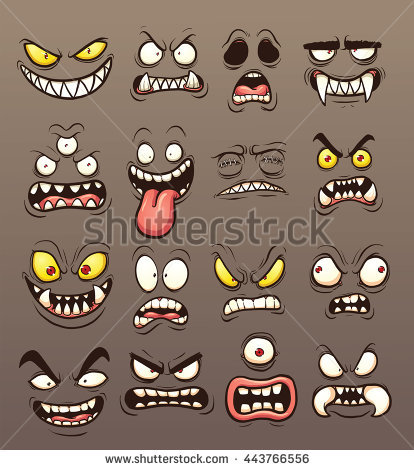Monsters  Bed Head clipart #10, Download drawings