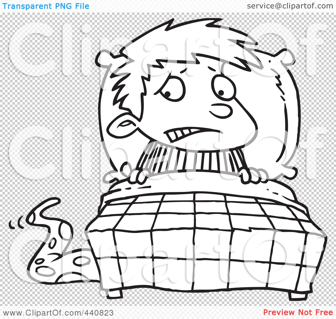 Monsters  Bed Head clipart #1, Download drawings