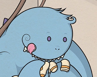 Monsters  Bed Head clipart #3, Download drawings